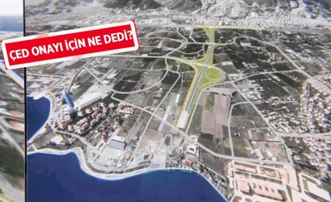 İzmir Körfez Geçişi Projesi'nde bilirkişi raporu çıktı