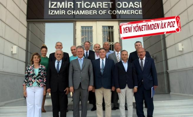 İZTO Vakfı, ilk toplantısını gerçekleştirdi
