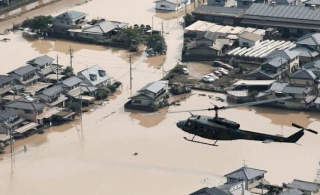 Japonya'da facia: Ölü sayısı 100'ü geçti!