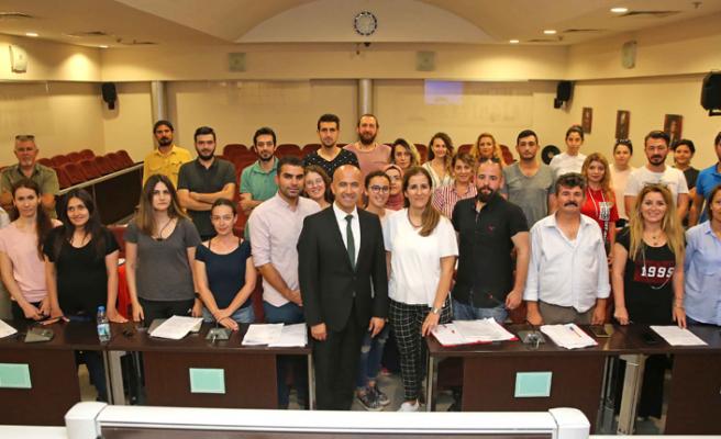 Karşıyaka'da girişimcilerebüyükdestek