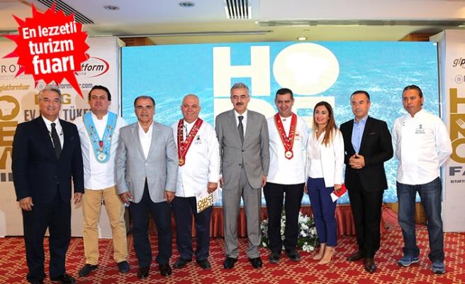 Konaklama sektörünün kalbi İzmir'de atacak