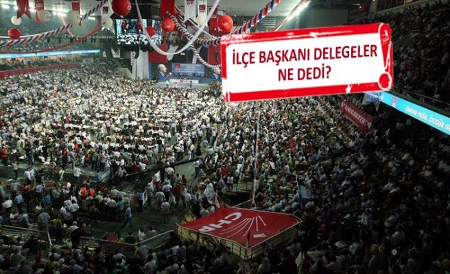 Kurultay ihtimali İzmir'de de kulisleri hareketlendirdi