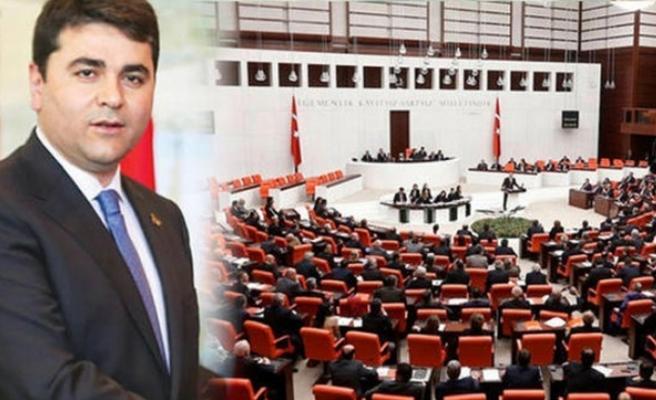Meclis'e giren parti sayısı 8'e çıktı