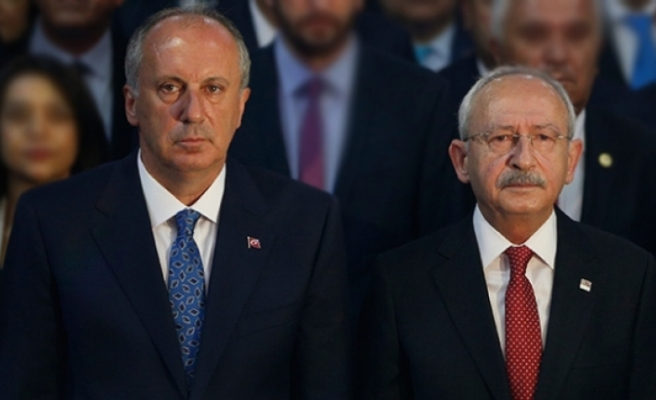 Muharrem İnce'den Kılıçdaroğlu'na flaş teklif!