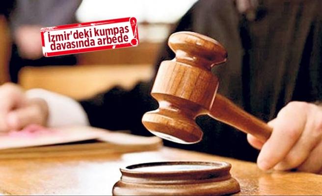 Sanıklardan müştekiye küfürler, duruşma erteletti