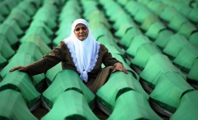Srebrenitsa'nın yıl dönümünde acı hala taze