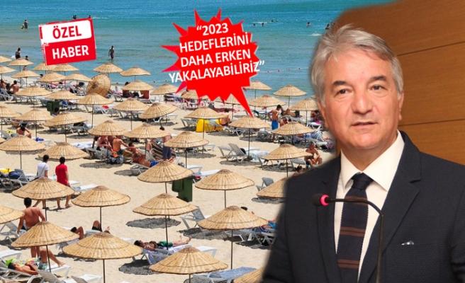 Turizmci Bakan, sektörü heyecanlandırdı