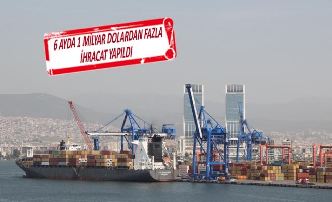 Türkiye'nin ihracatı yüzde 5, Ege'nin yüzde 9 arttı!