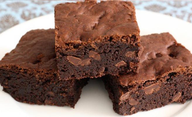 Unsuz, şekersiz, yağsız fit kek tarifi