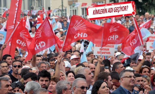 Yerel seçim öncesi CHP'de o ilçeler hareketli