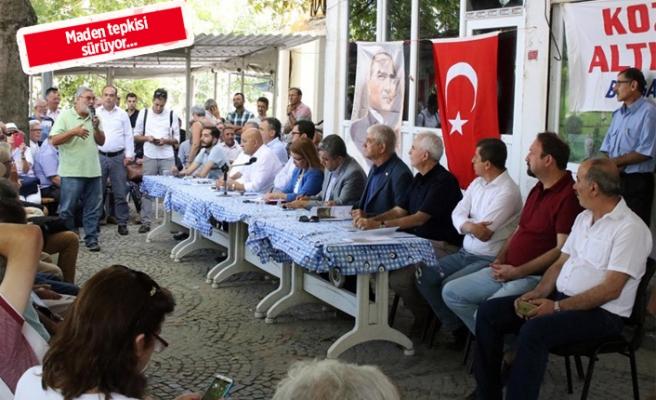 CHP'li vekillerden 'Kozak' desteği