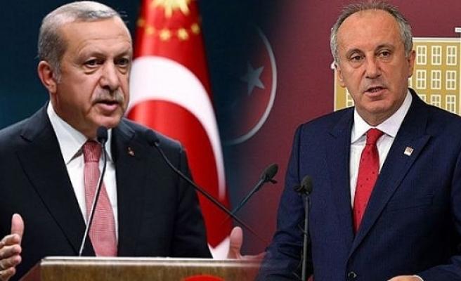 İnce'den Erdoğan'a: Damadınızı kovun
