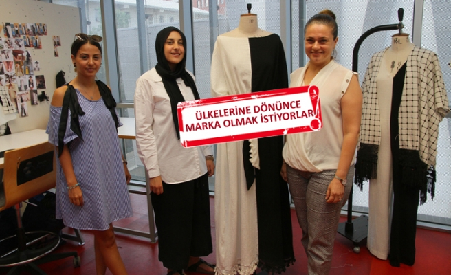 İzmir'in yurt dışındaki moda elçileri olacaklar