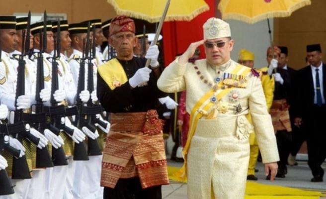 Malezya Kralı, doğum günü kutlamasını iptal etti! İşte nedeni;