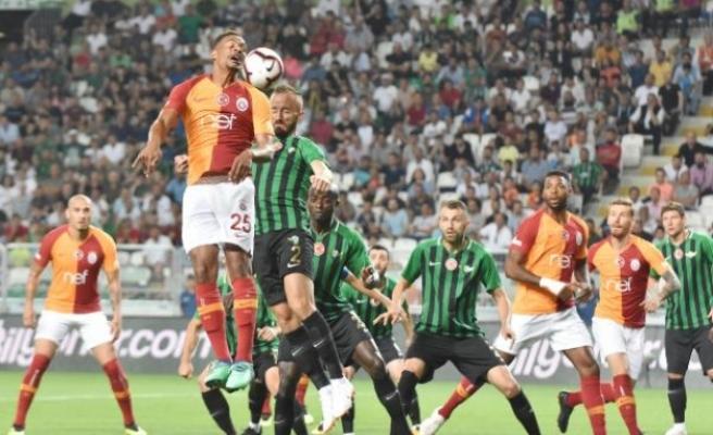 Süper Kupa, Galatasaray'ı penaltılarla deviren Akhisarspor'un oldu!