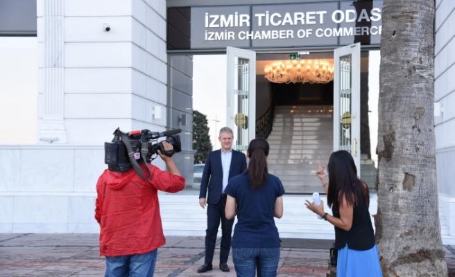 """""""1,4 milyar insan, İzmir'i izleyecek!"""""""