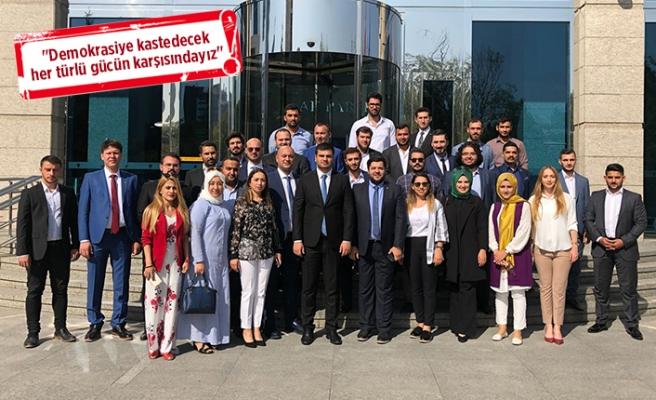 AK Parti İzmir Gençlik Kolları'ndan 12 Eylül açıklaması