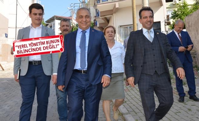 AK Partili Doğan'dan 'okul trafiği' çağrısı