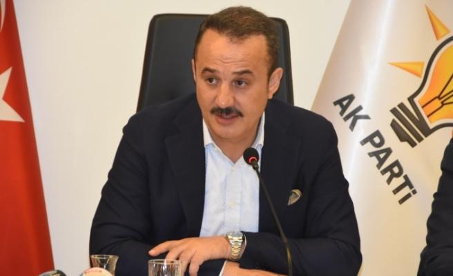AK Partili Şengül'ün 'koku' tepkisi sürüyor