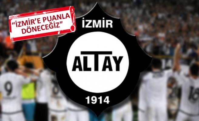 Altay, Boluspor deplasmanında 3 puan arayacak