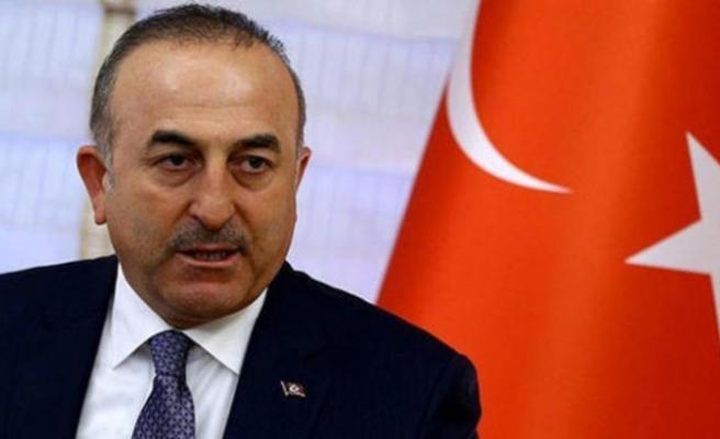 Çavuşoğlu: Terör tehdidi hala devam ediyor