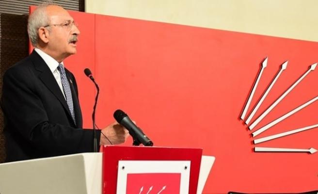 CHP'de yol haritası toplantısı: Muharrem İnce konuşulmadı