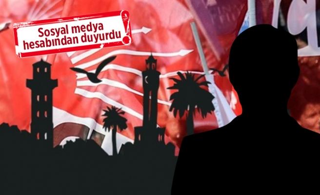 CHP'li isimden flaş adaylık açıklaması