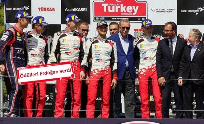 Dünya Ralli Şampiyonası'nı heyecanı