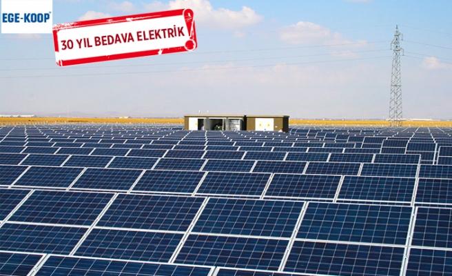 Ege-Koop, 'enerjisiyle' ilk olacak!