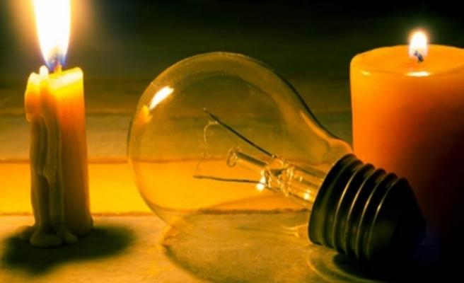 İzmir'de 4 günelektrik kesintisi