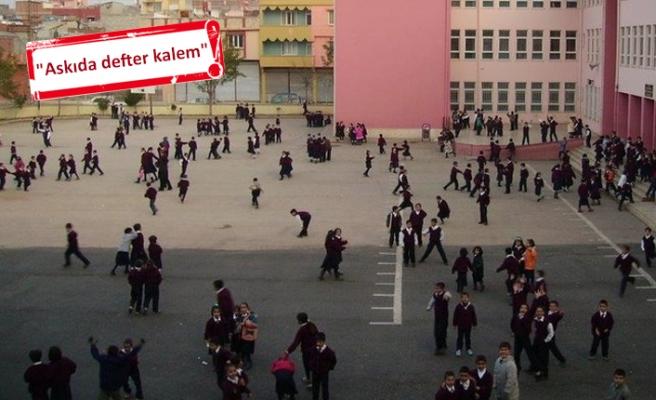 İzmir'de okullarda 'örnek' kampanya