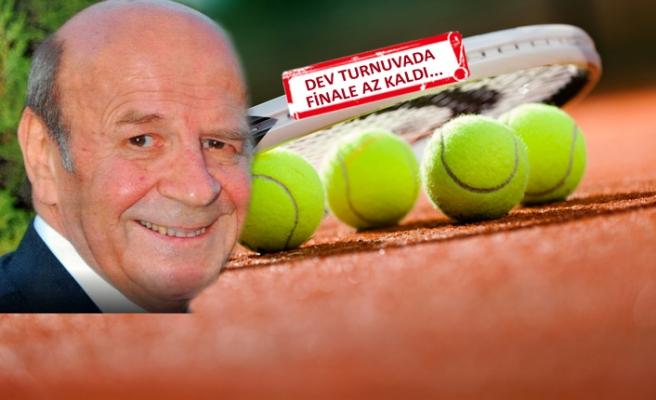 İzmir'in en iyi tenisçileri, Küçük Kulüp'te belirlenecek