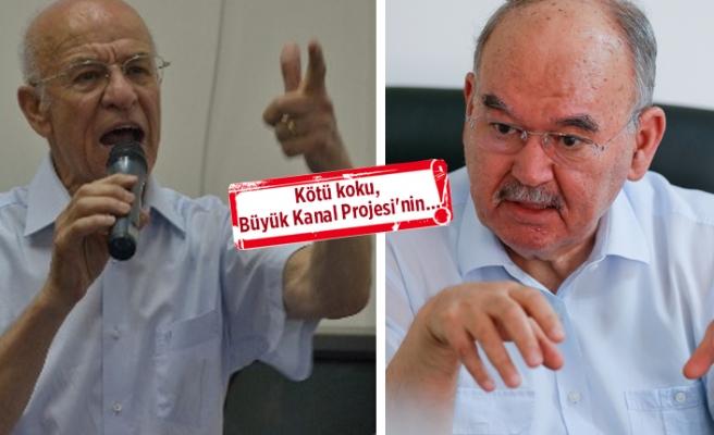 İzmir'in eski başkanlarından 'koku' açıklaması