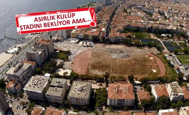 İzmir'in stat macerasında tek mağdur Karşıyaka!