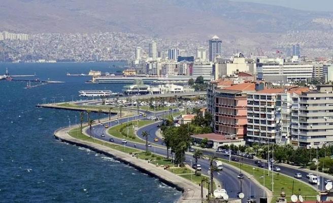 İzmir, Konut Yatırımı Toplam Getiri Endeksi en yüksek iller arasında yer aldı