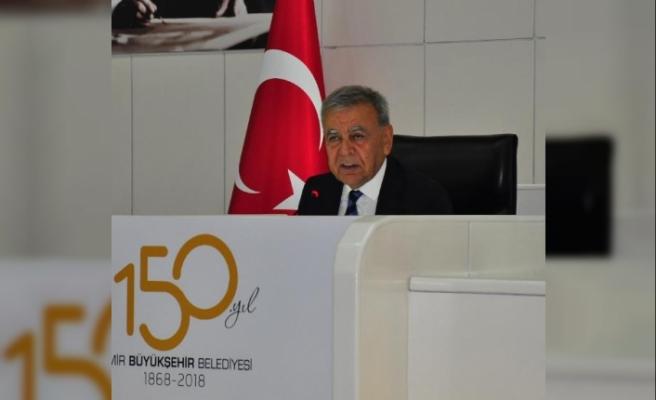 İzmir Körfezi'ndeki koku, Belediye Meclis toplantısında tartışıldı