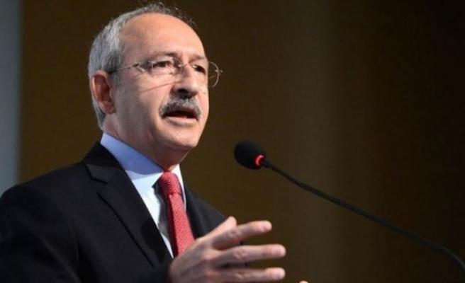 Kılıçdaroğlu, Katar'dan gelen VIP uçağı sordu