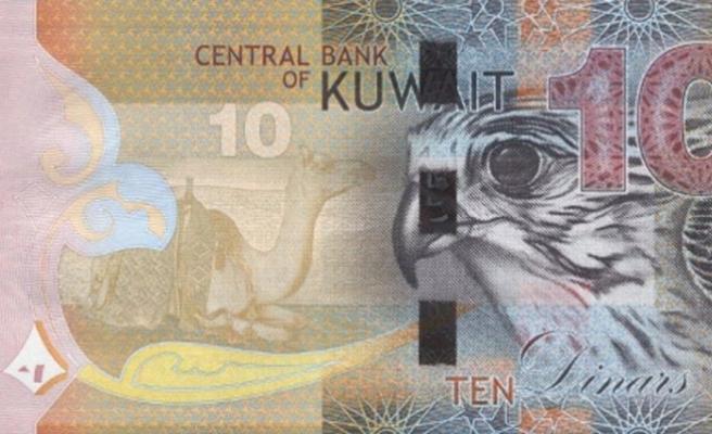 Kuveyt Dinarı Türk lirası karşısında değerlendi
