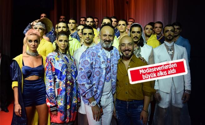 Mercedes-Benz Fashion Week'te, İzmir rüzgarı esti