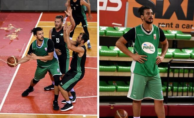 Pınar Karşıyaka'da Marei milli takımda