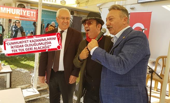ADD Karabağlar'da Cumhuriyet kutlaması!