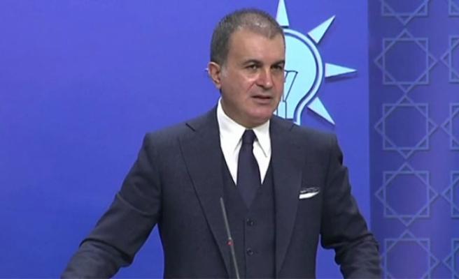 AK Parti'li Çelik'ten asgari ücret açıklaması