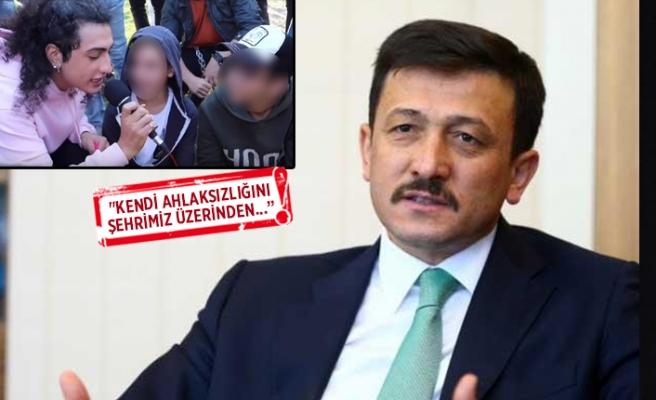 AK Partili Dağ'dan sosyal medyadaki o videoya tepki!