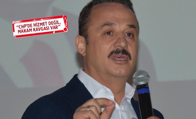 AK Partili Şengül'den teşkilata uyarı!