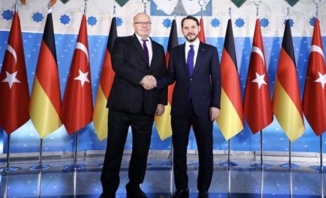"""""""Almanya, Türkiye'nin en büyük ticari partneri"""""""