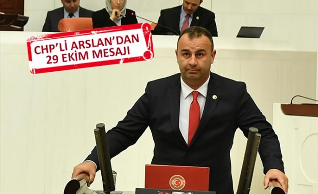 """""""Atatürk Türkiye'si bütün mazlum devletlere ilham oldu"""""""