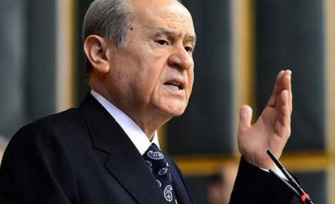 Bahçeli'den flaş CHP ve İş Bankası açıklaması!
