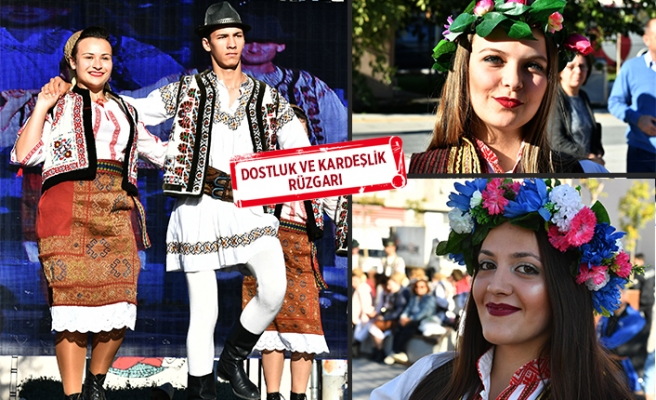 Balkanlar'dan İzmir'e 'sıcak hava' getirdiler