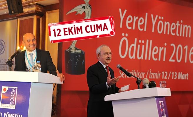 Belediye Başkanları ödüllerini Kılıçdaroğlu'ndan alacak