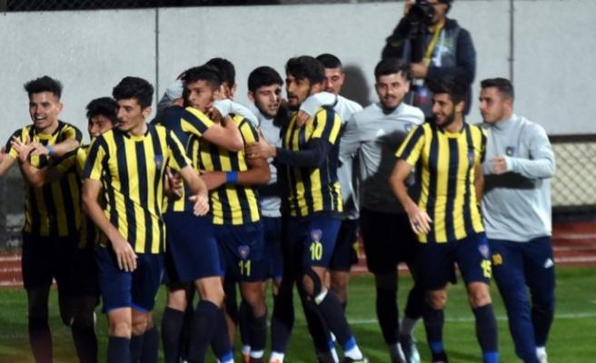 Bucaspor-Karacabey Belediyespor: 3-0